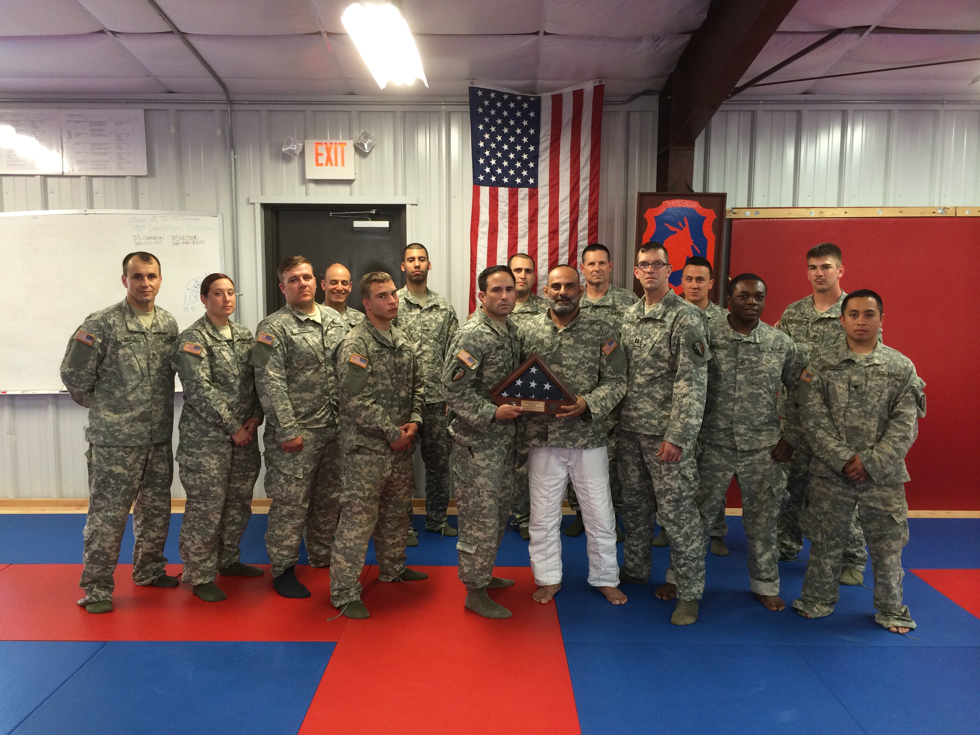 Gracie Jiu Jitsu for the Army 1