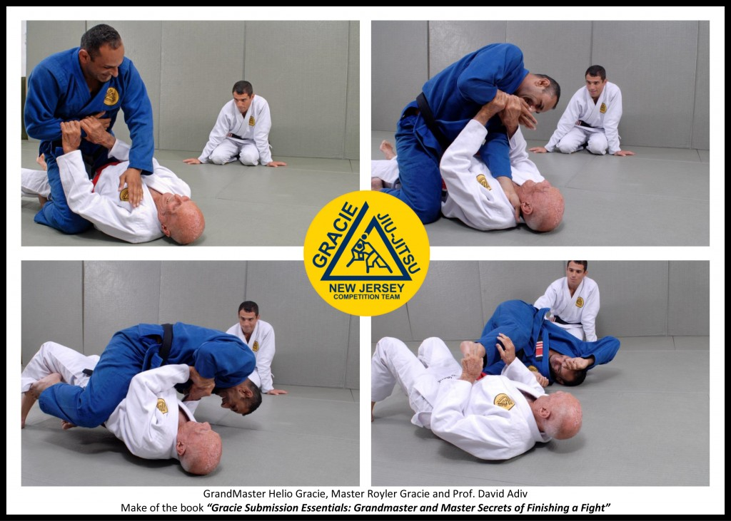 Gracie Jiu Jitsu - Learning from the Defense